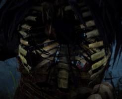 乱暴なグリーンオーク骸骨戦士2