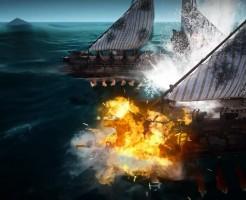 黒い砂漠 海上戦3