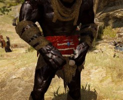 黒い砂漠乱暴な放浪盗賊ジャイアント兵